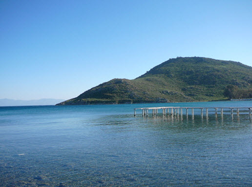 Karaincir Beach Bodrum Peninsula Turkey