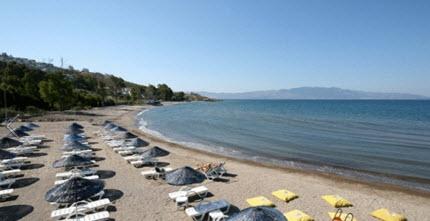 Golden Beach Hotel Turgutreis Turkey