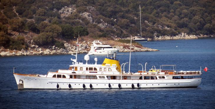 Ferry Bodrum Turkey