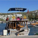 Gundogan Harbour Bodrum Turkey
