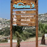 Victoria's Restaurant, Bar and Horse Riding, Gumusluk, Koyunbaba, Bodrum Turkey