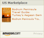 Buy my Bodrum Travel Guide on Amazon