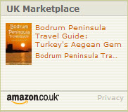 Amazon.co.uk Ebook link for Bodrum Peninsula Travel Guide