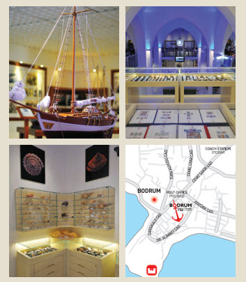 Bodrum Maritime Museum Article - Bodrum Travel Guide Turkey