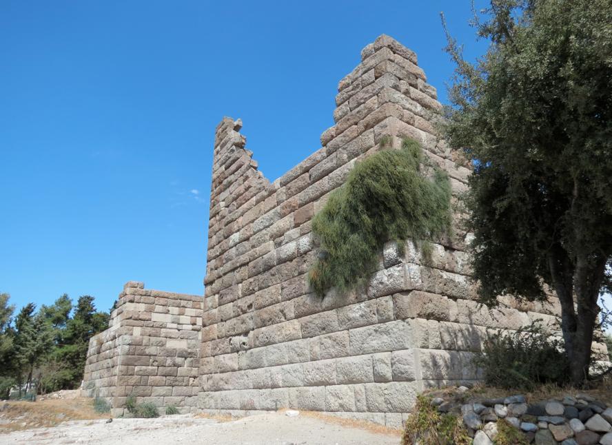 Myndos Gate Bodrum - Bodrum Travel Guide Turkey